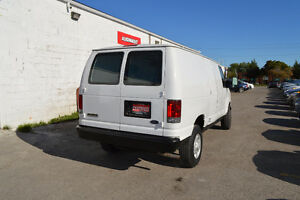 2007 Ford E-250 Cargo Van Accident Free Only 99 Km Oakville / Halton Region Toronto (GTA) image 6