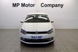 2015 65 VOLKSWAGEN POLO 1.0 SE 60 BHP 3DR 5SP ECO HATCH, 19,000M, FSH, 1 OWNER,