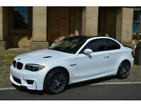 2008 BMW 120 2.0TD d SE 1 SERIES+CUSTOM 1M REPLICA BODYKIT+CSL ALLOYS+M SPORT+PX