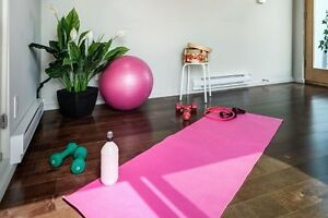 Amazing Yoga/Personal Training Studios