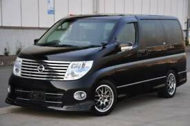 2007 (07) Nissan Elgrand Highway Star (Leather Edition)