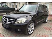 LHD Mercedes-Benz GLK 220CDI AUTOMATIC, LEFT HAND DRIVE