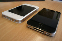 Telus or Koodo iPhone 4 $100 OR iPhone 4S $160 - BLOW OUT