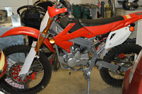 2010 Zong Shen Dirt Bike