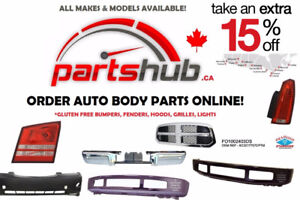 Auto Body Collision Replacement Parts - Order Online