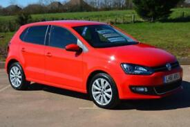 2011 VOLKSWAGEN POLO 1.4 SEL 5dr DSG Automatic LOW MILEAGE