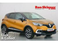 2018 Renault Captur 0.9 ICONIC TCE 5d 89 BHP Hatchback Petrol Manual