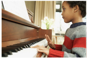 Music Lessons - Private Piano for Kids