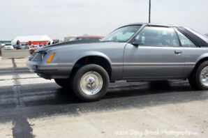 1983 FORD MUSTANG GT  $12,000