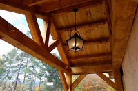 Classic Timber Frame Construction