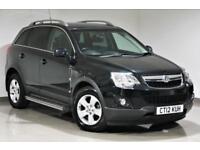2012 Vauxhall/Opel Antara 2.2CDTi Exclusive 160 BHP -FINANCE - FROM £29 PER WK