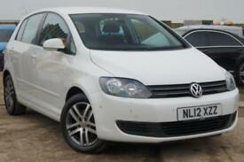 VOLKSWAGEN GOLF PLUS 1.4 SE TSI 120BHP 1 LADY OWNER FROM NEW + SERVICE HISTORY