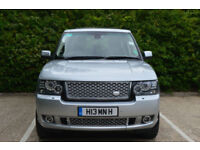 Land Rover Range Rover 5.0 V8 Supercharged auto 2010.5MY Autobiography