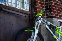 Winter Equipped - NS Bikes Soda FR1 Freeride/Downhill/Studded