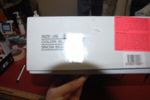 Brand New in Box Snowboard Boots