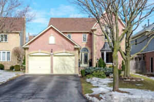 OPEN HOUSE SUN MARCH 23, 2-4 PM STUNNING 4 BEDROOM WHITBY