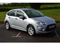 2010 CITROEN C3 1.4 HDi VT 5dr ONLY GBP30 A YEAR TAX