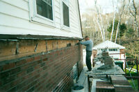 Masonry Repair Services | www.prochimneyservices.ca
