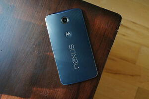 Google Nexus 6 - 32GB - Android 7.0 Nougat - Unlocked & Mint