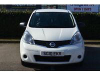 Nissan Note 1.4 16v 2011MY Visia