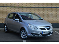 Vauxhall/Opel Corsa 1.4i 16v ( a/c ) auto 2008MY Design