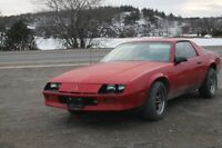 1987 CAMARO 400 SMALL BLOCK !!!!