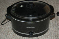 Slow cooker - new