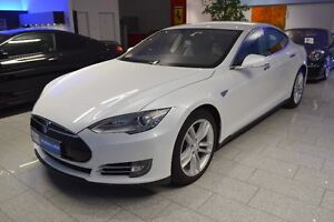 Tesla Model S 70D  Premium-Interieur