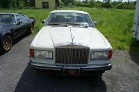1989 Rolls-Royce Spirit/Spur
