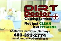 DIRT DOCTOR CLEANING SERVICES