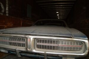1971 charger parts or whole parts car