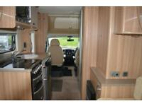 2012 BESSACARR E460 MOTORHOME FIAT DUCATO 2.3 DIESEL 6 SPEED MANUAL 2 BERTH 2 TR