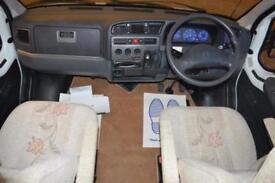 2002 ELDDIS AUTOSTRATUS EK PEUGEOT BOXER 2.8 DIESEL 110 BHP 5 SPEED MANUAL 5 BER