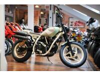 Ducati Scrambler Redonda Motors 650 Indiana Urban Street Tracker