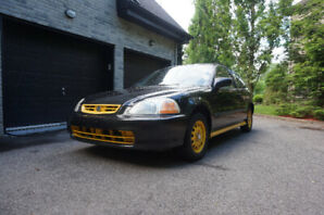Honda Civic 1996 CX Hatchback