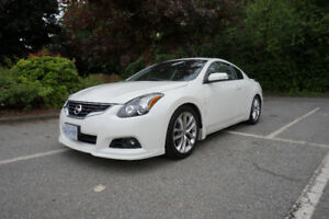 Nissan Altima 3.5 SR Coupe