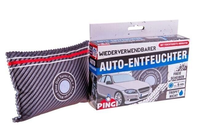 PINGI AUTO-LUFTENTFEUCHTER ENTFEUCHTER RAUMENTFEUCHTER 300G