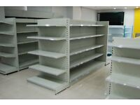 Store Fixtures and Fittings for sale, everything from Shelves to whole wall and gondola bays.