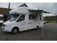 2009 AUTO-SLEEPER SURREY MOTORHOME 4 BERTH 4 TRAVELLING SEATS 2.1 DIESEL AUTOMAT