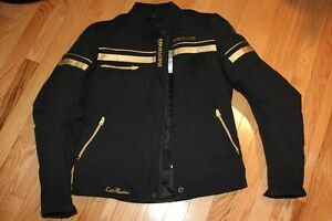 Ladies Bering Motorcycle Jacket