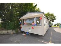 Static Caravan Chichester Sussex 2 Bedrooms 6 Berth Willerby Rio 2009