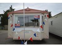Static Caravan Nr Clacton-On-Sea Essex 2 Bedrooms 6 Berth Atlas Topaz 2002