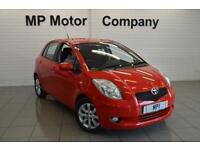 2007/57-TOYOTA YARIS 1.3 VVT-I TR 5DR SPECIAL EDITION SPOTY HB, 72-000M SH