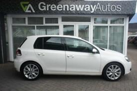 2012 VOLKSWAGEN GOLF GT TDI BEST COLOUR FULL LEATHER HATCHBACK DIESEL