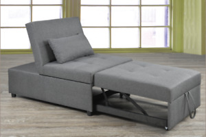 Lounger, Chair, Ottoman and Bed all in one