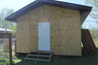 Office, Guest House, Heated Storage,Tiny House, Cabin to move