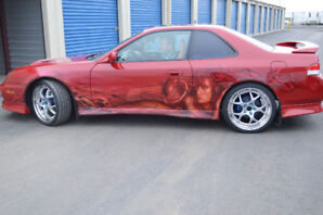 SHOW CAR - 1997 Honda Prelude - Appraised over $50,000.00