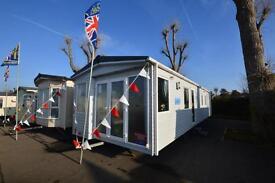 Static Caravan Felixstowe Suffolk 3 Bedrooms 8 Berth ABI Beachcomber 2012