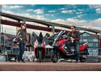 Sym Cruisym 2018 Maxi scooter