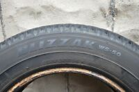 Blizzak Winters Tires from Honda Civic - Tires Only